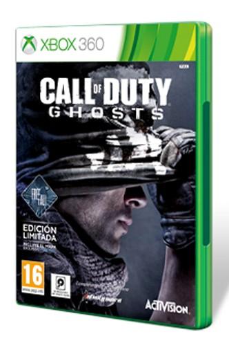 Call Of Duty Ghosts Xbox 360 Universo Funko Planeta De Comics