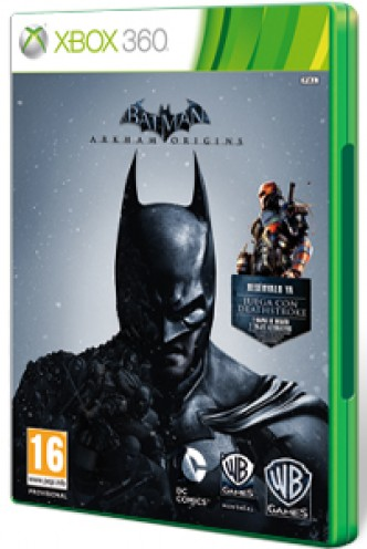 Batman Arkham Origins Xbox 360 Universo Funko Planeta De Comics