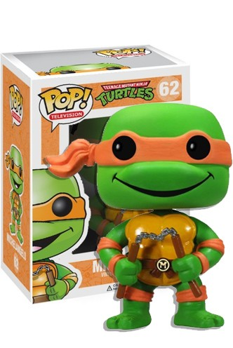 "TV POP! Teenage mutant ninja Turtles ""Michelangelo"""