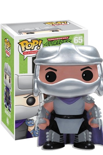"TV POP! Teenage mutant ninja Turtles ""Shredder"""