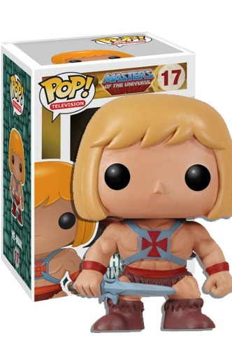 "TV POP! Masters of The Universe ""He-Man"""