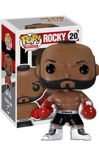 Movies Pop Rocky Clubber Lang Funko Universe Planet Of Comics