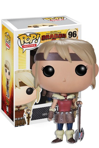 Pop! Movies: How to Train Your Dragon - Astrid