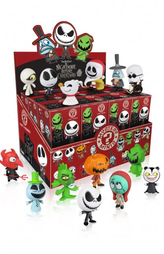 Mystery Minis: The Nightmare Before Christmas