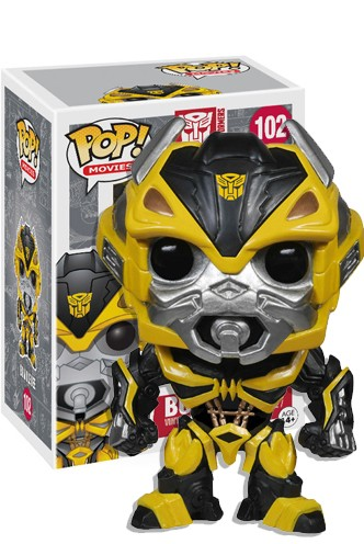 Pop Movies Transformers Bumblebee Universo Funko