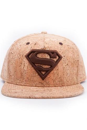 Gorra - Superman - Efecto Corcho Logo  b800d16fd1f