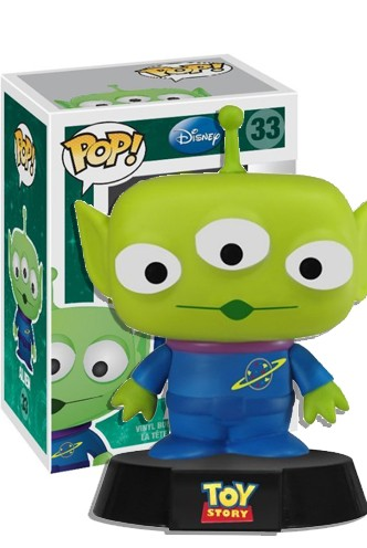 Pop Disney Toy Story Alien Funko Universe Planet Of Comics