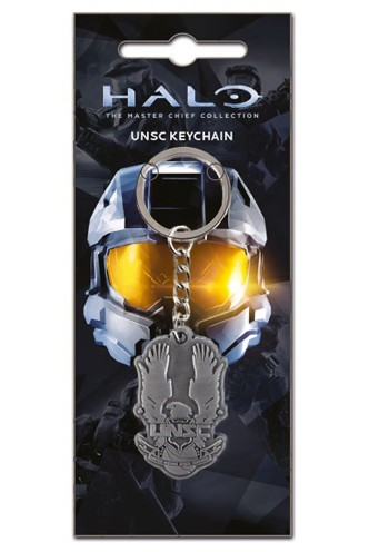 Halo Keychain UNSC Master Chief Collection