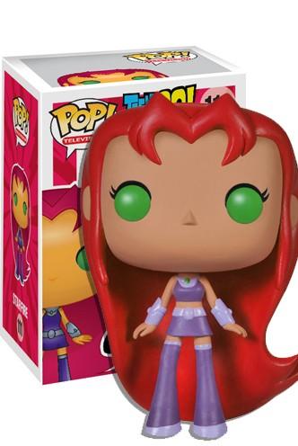 Pop Tv Teen Titans Go Starfire Funko Universe
