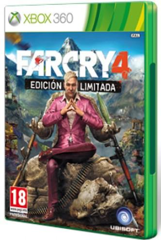 Far Cry 4 Limited Edition Xbox 360 Universo Funko Planeta De
