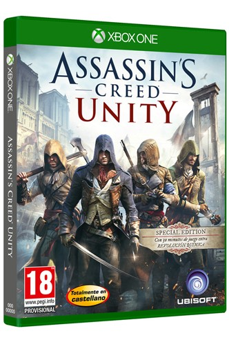 ASSASSIN'S CREED UNITY SPECIAL EDITION - XBOX ONE