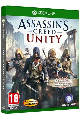 Assassin S Creed Unity Special Edition Xbox One Universo Funko