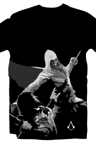 Assassins Creed Brotherhood T-Shirt - Death from above