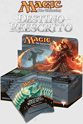"Magic the Gathering ""Destino Reescrito"" Sobre"
