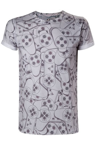 "T-shirt - PlayStation SONY 20 anniversary ""controller"""