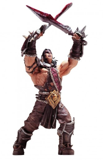 World of Warcraft Series 5: Alliance Hero: Lo'Gosh Action Figure