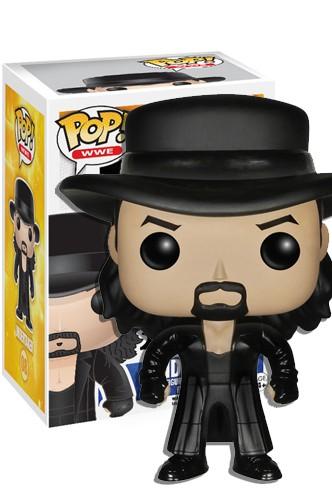 Pop Wwe Undertaker Universo Funko Planeta De Comics Mangas