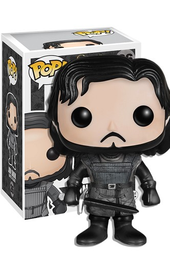 pop tv game of thrones castle black jon snow funko universe planet of comics games and. Black Bedroom Furniture Sets. Home Design Ideas