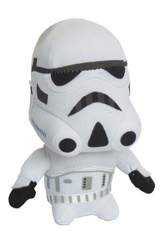 STAR WARS -Storm Trooper Deformed Plush