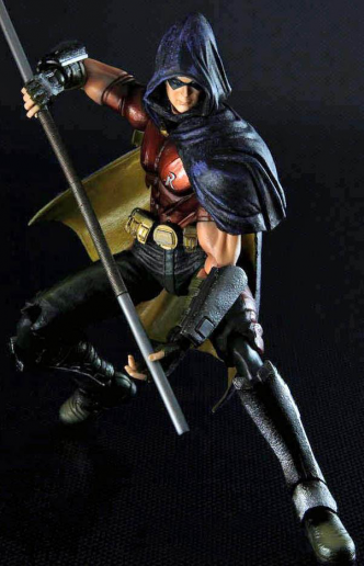 "Figure Play Arts Kai - Batman Arkham City ""Robin"""