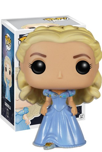 Pop Disney Cinderella Live Action Cinderella Funko
