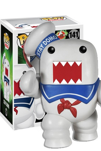 Pop! Movies: Ghostbusters - Stay Puft Domo