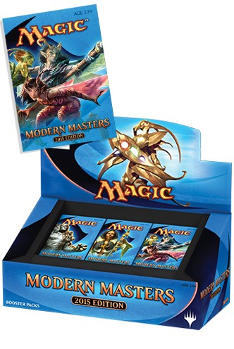 MAGIC - Modern Masters: 2015 Edition
