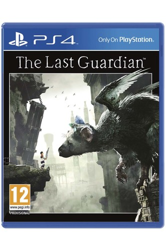 The Last Guardian -PS4