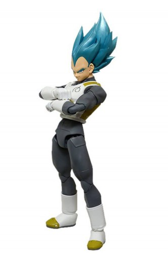 "Figura - Dragon Ball Super ""Vegeta Super Saiyan God"" S.H. Figuarts"