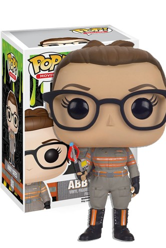 Pop! Movies: Ghostbusters 2016 - Abby Yates