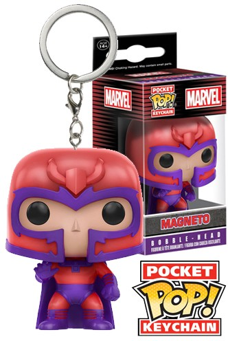 Pocket Pop! Keychain: X-Men - Magneto