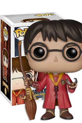"Pop! Movies: Harry Potter - Harry Potter ""Quidditch"""