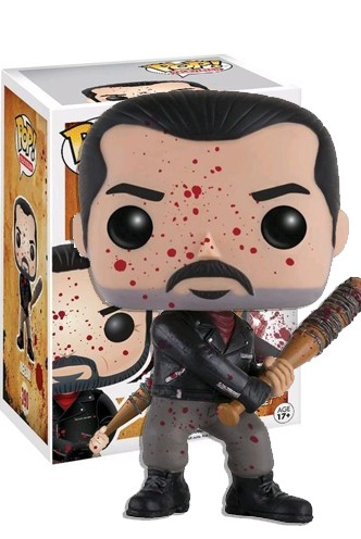 "Pop! TV: The Walking Dead - Negan ""Bloody"" ¡Exclusiva!"