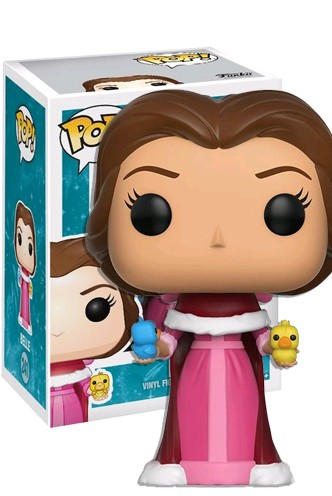 Pop! Disney: Beauty and the Beast - Belle with Birds
