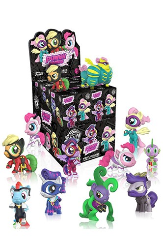 "Mystery Mini: My Little Pony Series 4 ""Power Ponies"""