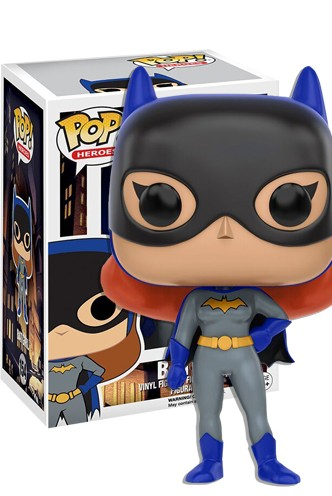Pop! Heroes: Batman The Animated Series - Batgirl