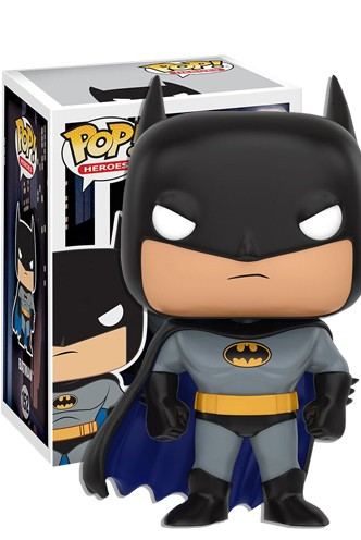 Pop! Heroes: Batman The Animated Series - Batman