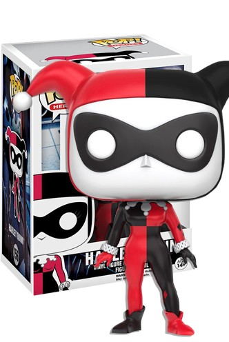 Pop! Heroes: Batman The Animated Series - Harley Quinn