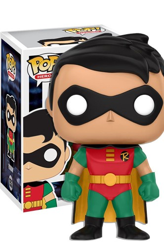 Pop! Heroes: Batman The Animated Series - Robin