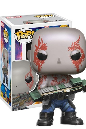 Pop! Marvel: Guardianes de la Galaxia Vol. 2 - Drax