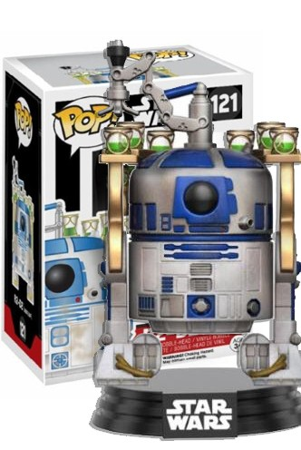 "Pop! Star Wars: R2-D2 ""Jabba´s Skiff"" ¡Exclusiva!"