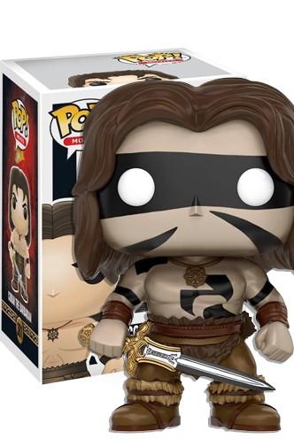 POP Conan the Barbarian Conan Masked POP Funko Exclusive