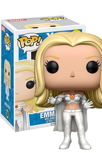 "Pop! Marvel:  X-MEN ""Emma Frost"" ¡Exclusiva!"