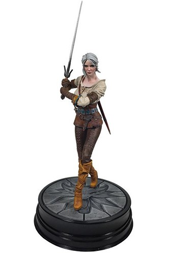 "Figura -The Witcher 3: Wild Hunt ""Ciri"" 20,4cm."