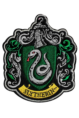 "Parche - Harry Potter: Deluxe Edition ""Slytherin"""