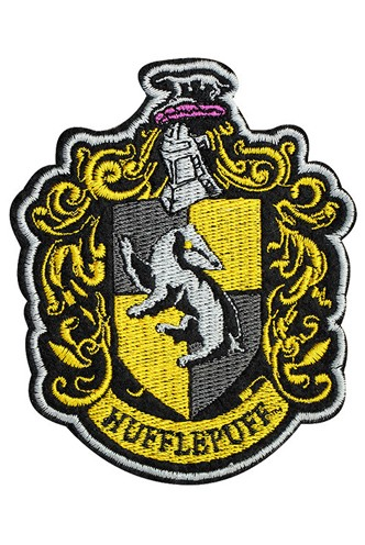 "Parche - Harry Potter: Deluxe Edition ""Hufflepuff"""