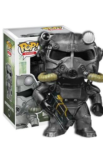 Pop! Games: Fallout - Brotherhood of Steel