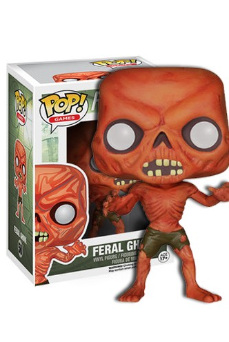Pop! Games: Fallout Feral Ghoul