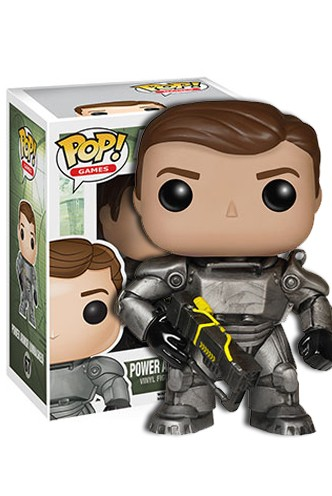 Pop! Games: Fallout - Power Armor Unmasked
