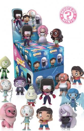 Steven universe mystery mini blind box universo funko for Mesa cristal sensei